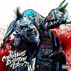 Twiztid - The Continuous Evilution Of Life's ?'s  Explicit, Gatefold