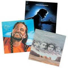 Outlaw Country - Vinyl Bundle