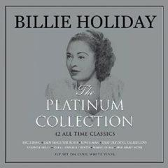 Billie Holiday - Platinum Collection (White Vinyl)  Colored Vinyl,