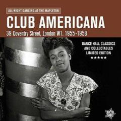 Various Artists - Club America: All-Night Dancing at Mapleton