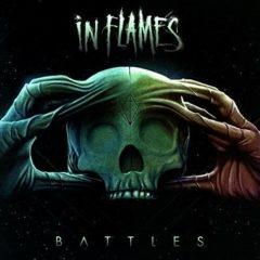 In Flames - Battles (Yellow Vinyl)  Colored Vinyl, With CD, Yellow, G