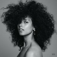 Alicia Keys - Here  Explicit,  Poster