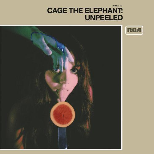 Cage the Elephant - Unpeeled  140 Gram Vinyl