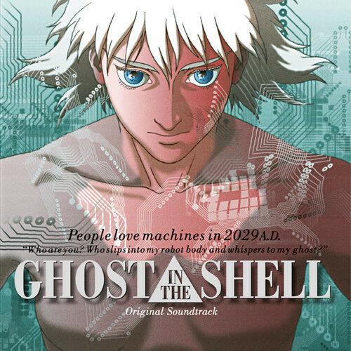 Kenji Kawai - Ghost In The Shell - O.s.t.