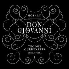 Mozart / Teodor Currentzis - Mozart: Don Giovanni [New CD] Boxed Set,