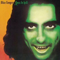 Alice Cooper ‎– Alice Cooper Goes To Hell