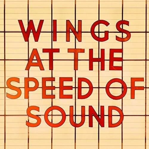 Wings – Wings At The Speed Of Sound