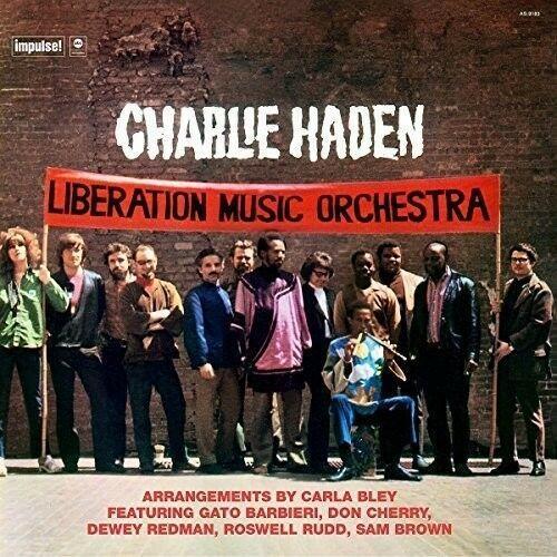 Charlie Haden - Liberation Music Orchestra (2016)