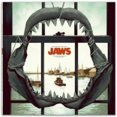John Williams - Jaws (original Soundtrack)  Black