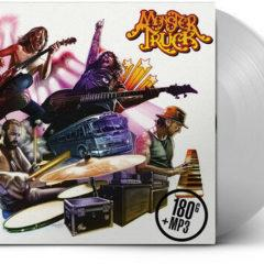 Monster Truck - True Rockers  Colored Vinyl, White,