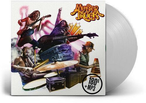 Monster Truck - True Rockers  Colored Vinyl, White,