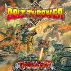 Bolt Thrower - Realm Of Chaos  Colored Vinyl,  Red