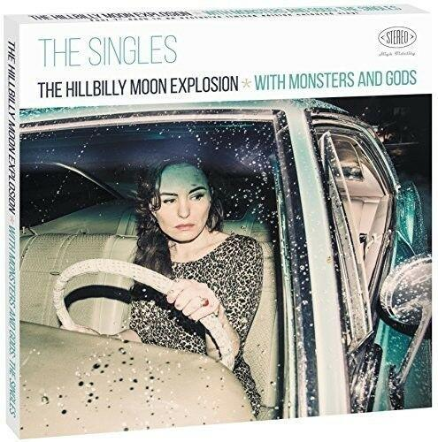 The Hillbilly Moon E - With Monsters & Gods: The Singles (7 inch Vinyl) U