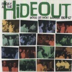 Various Artists - Friday at the Hideout: Boss Detroit Garage / Various [New Viny