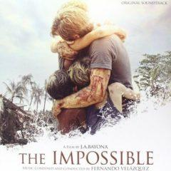 Fernando Velazquez - Impossible (Original Soundtrack)  France - Impor