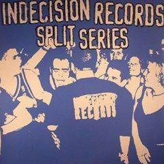 Various Artists - Indecision Records Split Series / Various  Colored