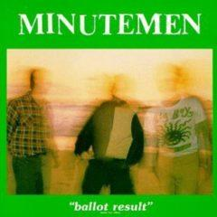 Minutemen - Ballot Results