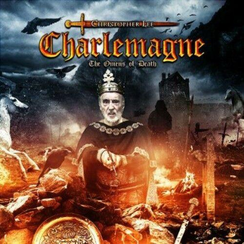 Christopher Lee ‎– Charlemagne: The Omens Of Death