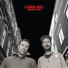 Sleaford Mods - English Tapes  Colored Vinyl, Red