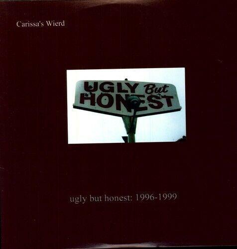 Carissa's Wierd - Ugly But Honest  Colored Vinyl