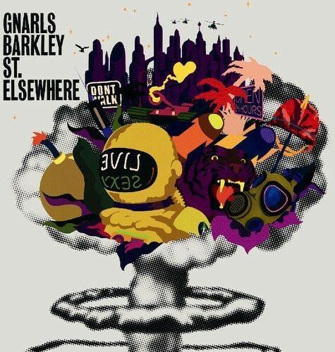 Gnarls Barkley - St Elsewhere