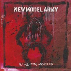 New Model Army - Between Wine & Blood