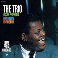 Oscar Peterson - Live from Chicago