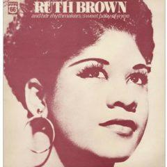 Ruth Brown - And Her Rhythmakers-Sweet Baby of Mine