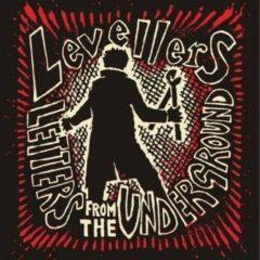 The Levellers - Letters from the Underground  Colored Vinyl, Pink, UK