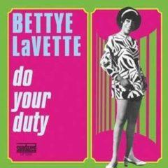 Bettye LaVette - Do Your Duty