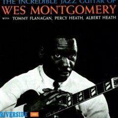 Wes Montgomery - Incredible Jazz Guitar