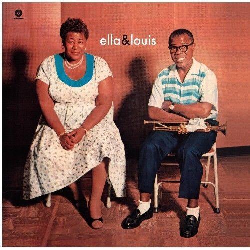 Ella Fitzgerald - Ella Fitzgerald & Louis Armstrong  180 Gram