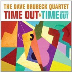 Dave Brubeck - Time Out/Time Further Out