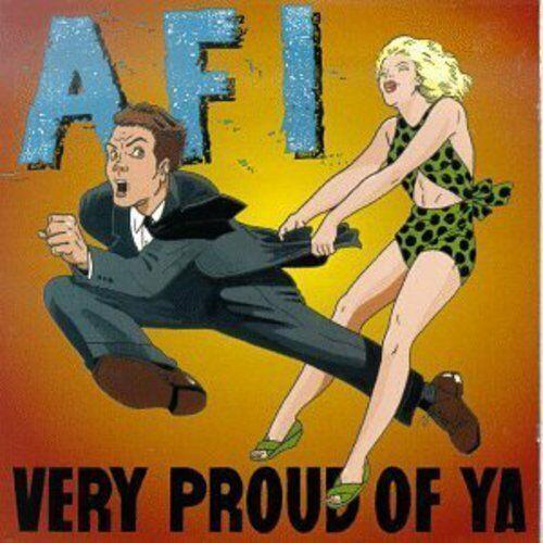 AFI, A.F.I. - Very Proud of Ya  Colored Vinyl