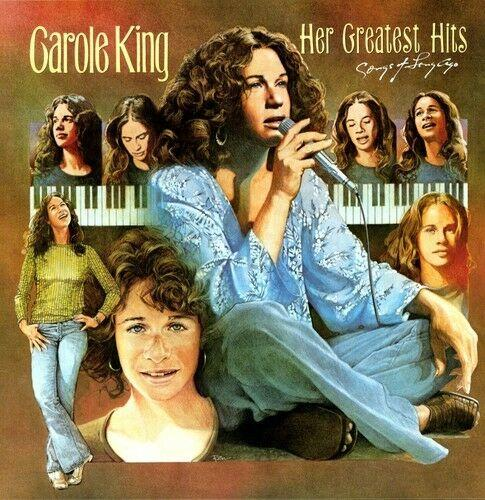 Carole King - Her Greatest Hits  180 Gram