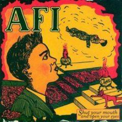 AFI, A.F.I. - Shut Your Mouth & Open Your Eyes  Colored Vinyl