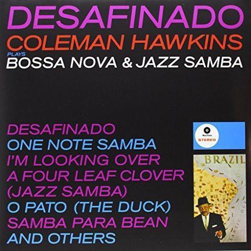 Coleman Hawkins - Desafinado  Bonus Track, 180 Gram