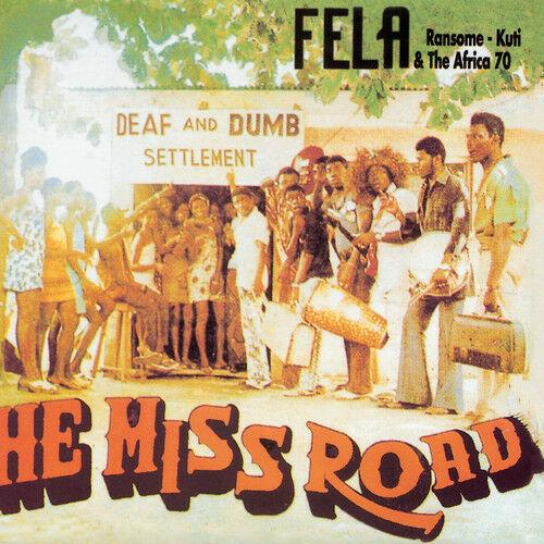 Fela Kuti - He Miss Road  Digital Download