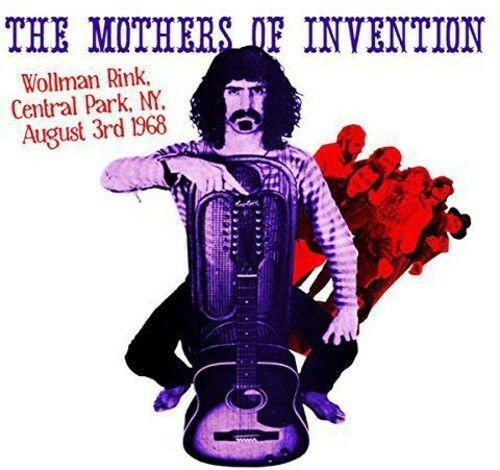 The Mothers of Inven - Wollman Rink Central Park NY August 3rd 1968
