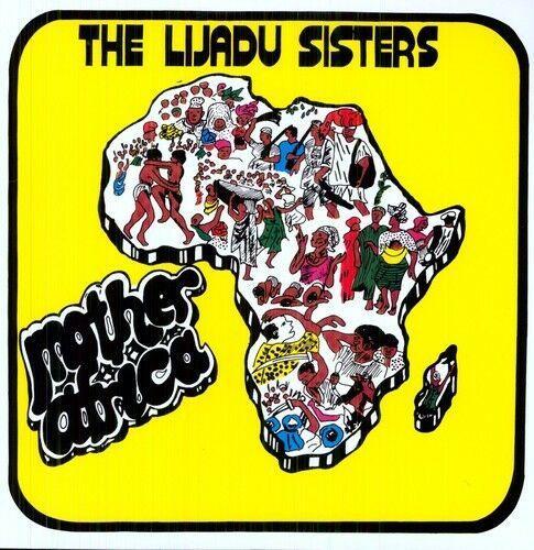 The Lijadu Sisters - Mother Africa  Digital Download