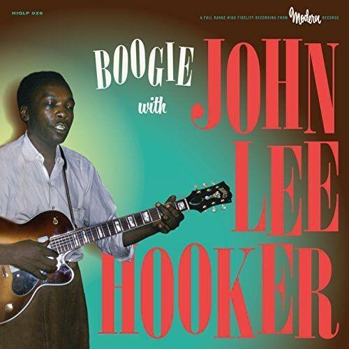 John Lee Hooker - Boogie with John Lee Hooker