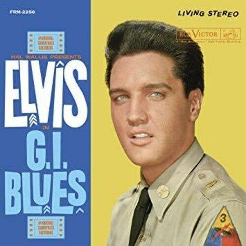 Elvis Presley - G.i. Blues  Audiophile,   1