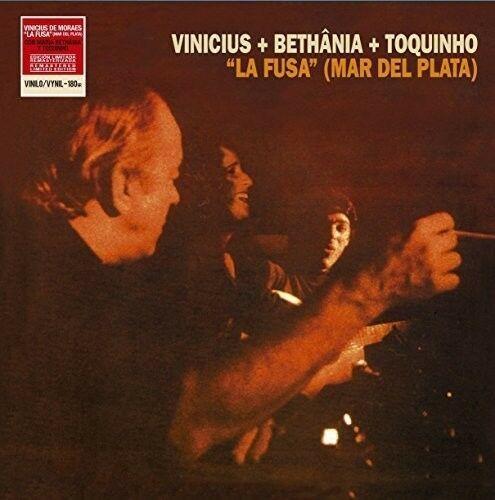 Vinicius de Moraes - La Fusa (Mar Del Plata) with M Bethania & Toquinh [New Viny