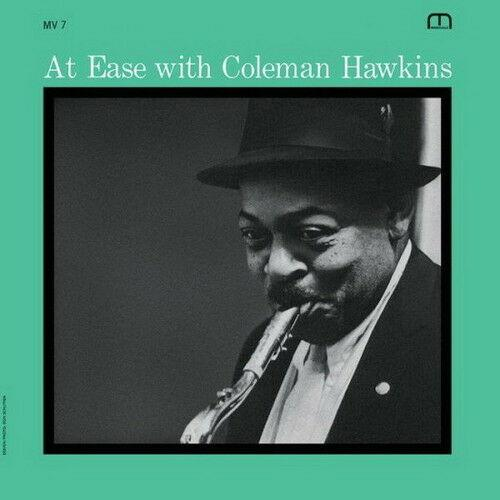 Coleman Hawkins - At Ease with Coleman Hawkins  Reissue