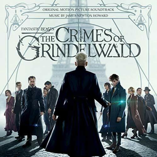 James Newton Howard - Fantastic Beasts: The Crime Of Grindelwald (Original Sound