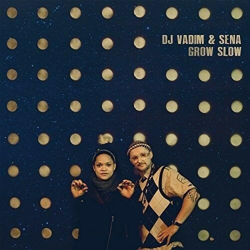 DJ Vadim & Sena - Grow Slow   With CD