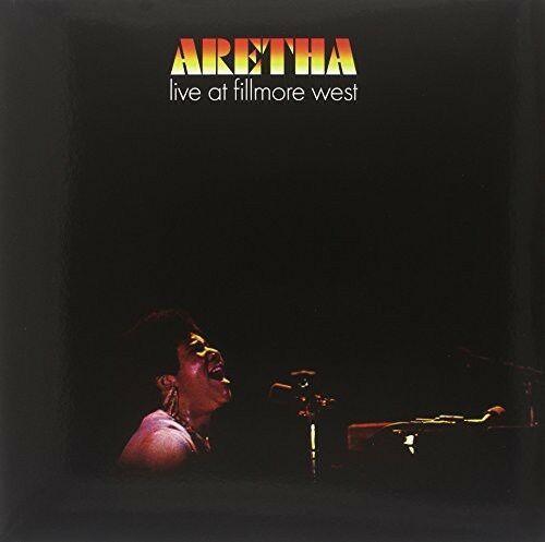 Aretha Franklin - Live at Fillmore West