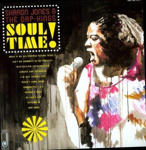 Sharon Jones, Sharon Jones & the Dap-Kings - Soul Time