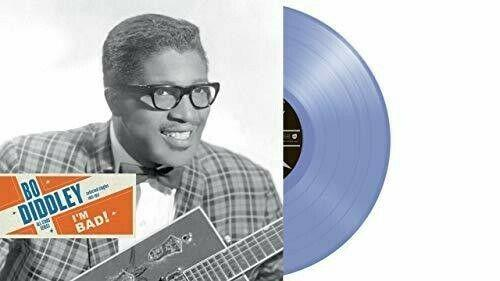 Bo Diddley - I'm Bad: Selected Singles 1955-1957  Colored Vinyl, Fran