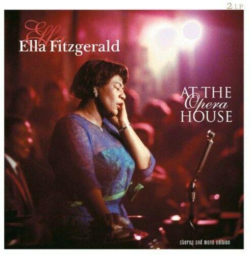 Count Basie, Ella Fitzgerald - At Opera House